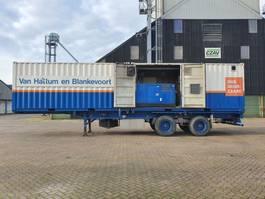 Generator Groenewegen 42 KVA - Office - Lockers - Watertank 2013