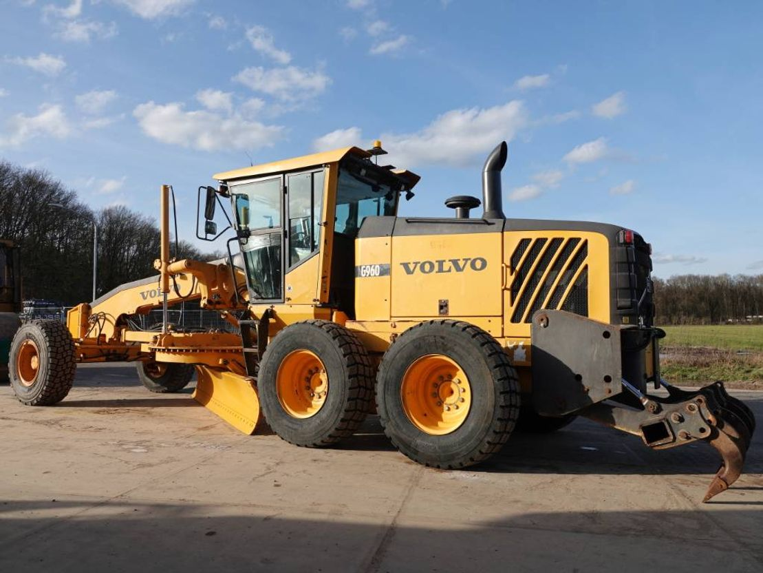 Planiergerät Volvo G960 Good working condition 2010