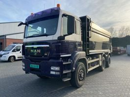 tipper truck > 7.5 t MAN TGS 26.440 6 X 6 2009