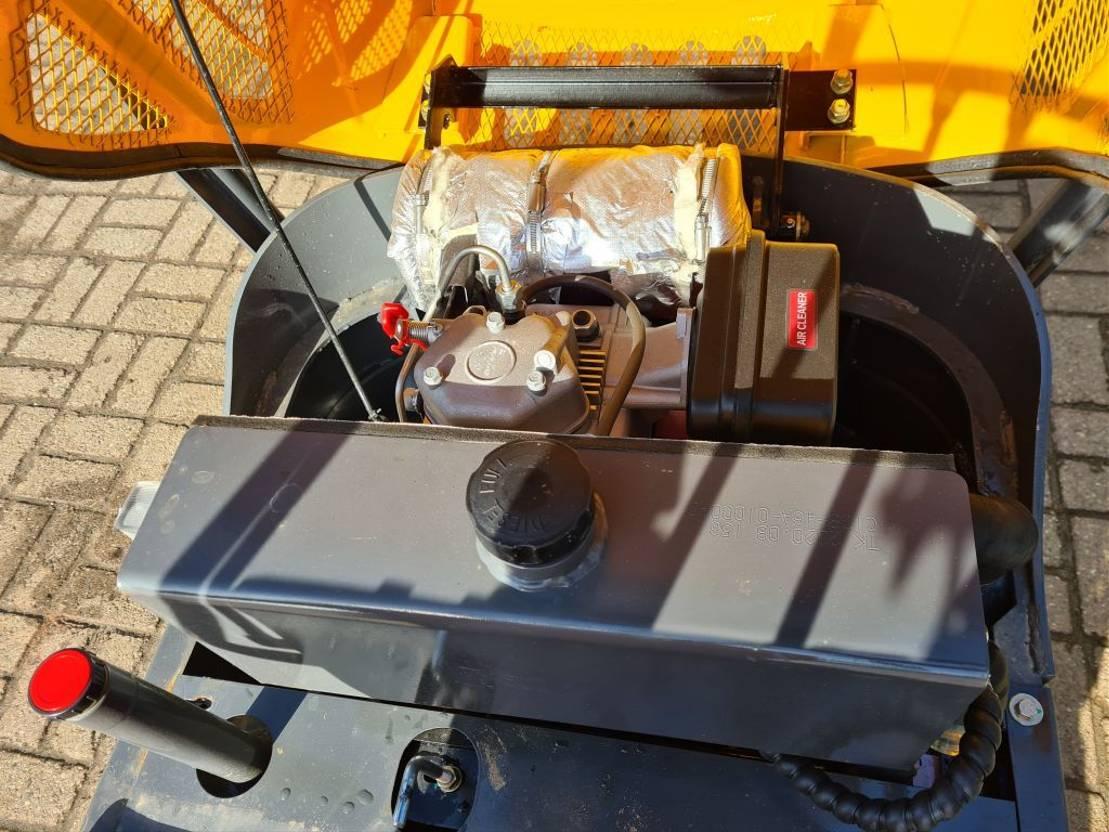 Minibagger mit Raupen Wolf KME 10 2020