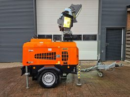 Lichtmast Kubota Tower Light VT 1 2011
