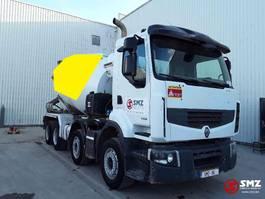 concrete mixer truck Renault Lander 430 10m2 !! very rare 2013