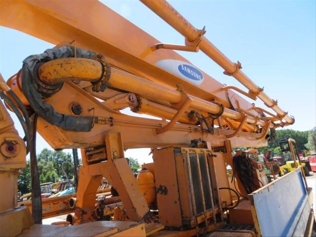 Betonmischanlage Samsung PX321 S Concrete pump 2003