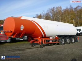 Tankauflieger Cobo Fuel tank alu 42.6 m3 / 6comp 2020