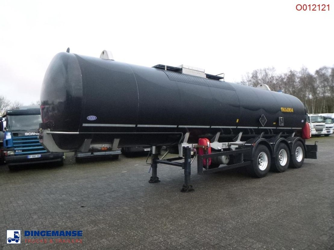 Tankauflieger Auflieger Indox Bitumen tank inox 29 m3 / 1 comp 2006