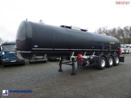 Tankauflieger Indox Bitumen tank inox 29 m3 / 1 comp / ADR 11/2021 2006