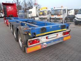 Wechselbrücke Auflieger Schmitz Cargobull SCS Continer Chasis, wechselbrucke 2000