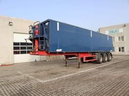 tipper semi trailer Benalu 52 m³ 2011