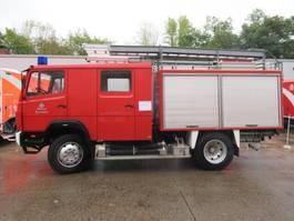 ambulance lcv Mercedes-Benz 917 AF 4x4 Doka 917 AF 4x4 Doka, LF 16-TS 1994