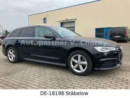 estate car Audi A6 Avant 2.0 TDI ultra Standheizung 2017