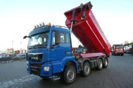 tipper truck MAN TGS 35 8x4 BB ThermoMuldenkipper ca. 17m³ 2015