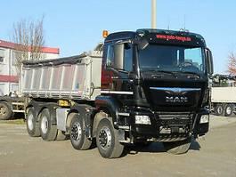 tipper truck MAN TGS 35 8x4 BB-Bordmatik, Schalter 2016
