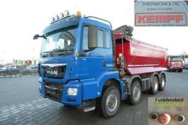 other trucks MAN TGS 35 8x4 BB ThermoMuldenkipper ca. 17m³ 2015
