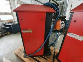 Schweißtraktor ZEZ Horice spot welding machine W8P 20.21 1996