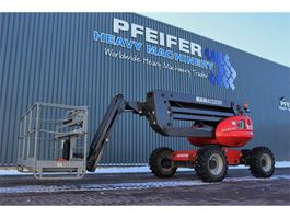 articulated boom lift wheeled Manitou 160ATJ+ Diesel, 4x4x4 Drive, 400kg Capacity, 16m W 2015