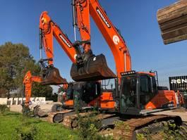 crawler excavator Doosan DX225LC-5