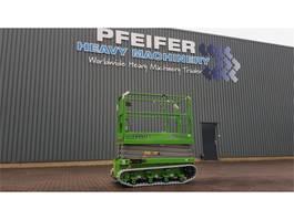 Scherenbühne auf Raupen Fronteq FS0610T New, CE Declaration, 8m Working He 2021