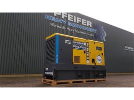 Generator Atlas Copco QAS 150 JD TS5 Valid inspection, *Guarantee! Diese 2020