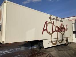 refrigerated semi trailer Tracon TA S 1210 2001