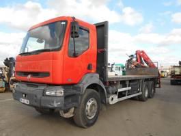 tipper truck > 7.5 t Renault Kerax 2005