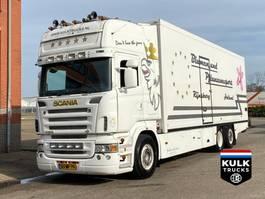 refrigerated truck Scania R500 6X2*4 Euro5 Retarder Frigo / Showtruck! 2007
