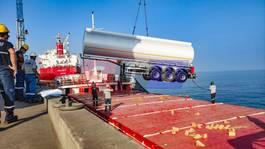 Tankauflieger STU Trailers FUEL OIL TANKER TRAILER