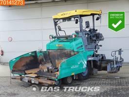wheeled asphalt paver Vogele Super 1303-3i GERMAN MACHINE - FROM FIRST OWNER 2014