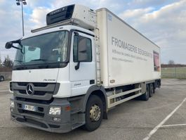 refrigerated truck Mercedes-Benz Actros 25.. 6x2 2012