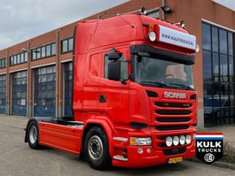 cab over engine Scania R450 / SHOW TRUCK / RETARDER SCR ONLY 2015