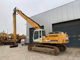 crawler excavator Liebherr R934BHDSL 21m Long Reach 2003
