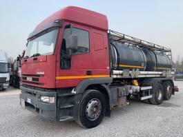 tank truck Iveco Eurotech 440.38 Eurotech 440E38 1998