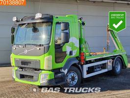 container truck Volvo FL serie 250 4X2 Euro 6 2014