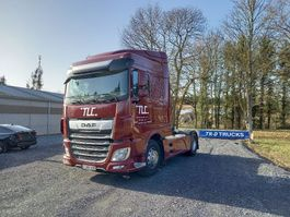 cab over engine DAF XF 480 As new/comme neuf 2018!! intarder frigo and good tyres ( belgian truck) 2018