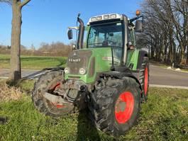 farm tractor Fendt 413 vario tms 2009