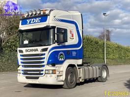cab over engine Scania R 520 Euro 6 RETARDER 2014