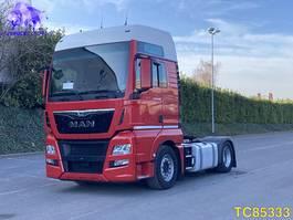 cab over engine MAN TGX 480 Euro 6 INTARDER 2016