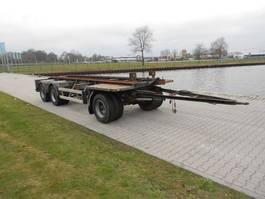 container chassis trailer Burg Bennismarrel