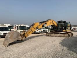 crawler excavator Caterpillar CAT 329E 2012