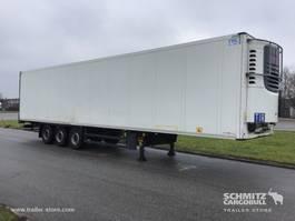 refrigerated semi trailer Schmitz Cargobull Semitrailer Reefer Standard Dubbeldeks 2016
