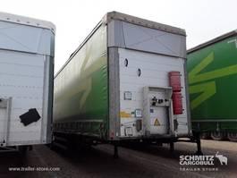 mega-volume semi trailer Schmitz Cargobull Varios Semiremolque Lona Varios 2016