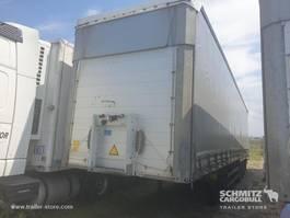 Volumen - Jumbo Auflieger Schmitz Cargobull Semitrailer Curtainsider Mega 2015