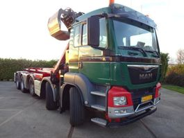 container truck MAN TGS 49-440 10X4 2014