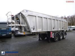 tipper semi trailer Benalu Tipper trailer alu 26 m3 2012
