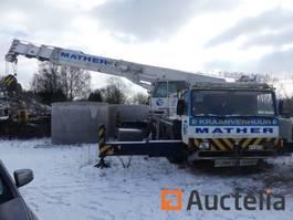 crane truck Liebherr LTM1070 1990
