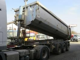 tipper semi trailer Carnehl Kippauflieger CHKS/HH Kippauflieger 2009