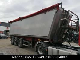 tipper semi trailer Schmitz Cargobull SKI 24 SL 8.2 44m³ 2012