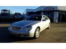 sedan car Mercedes-Benz S-klasse Lim. S 320 CDI Top Zustand /Voll/ 2000