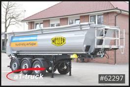 tipper semi trailer Meiller MHPS 44/3 SAF, Lift, 25m³, sofort NEU !! 2020
