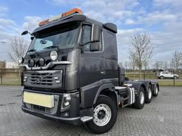 cab over engine Volvo FH16.600 8X4 / 6x4+1 120TON  RETARDER HYDRAULICS HUBREDUCTION 2010