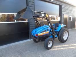 farm tractor Iseki TU 205 MARGE minitrekker met voorlader